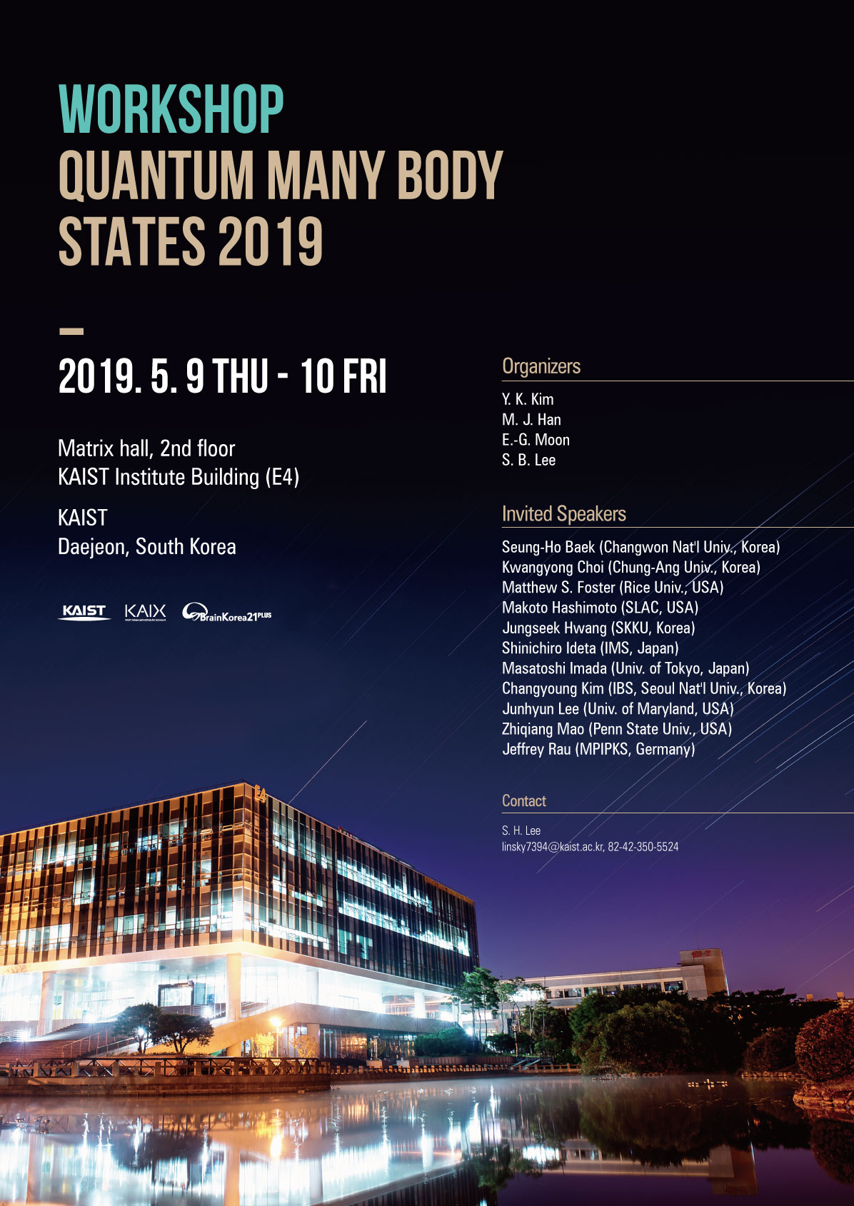 20190509 Quantum Many Body States 2019.jpg