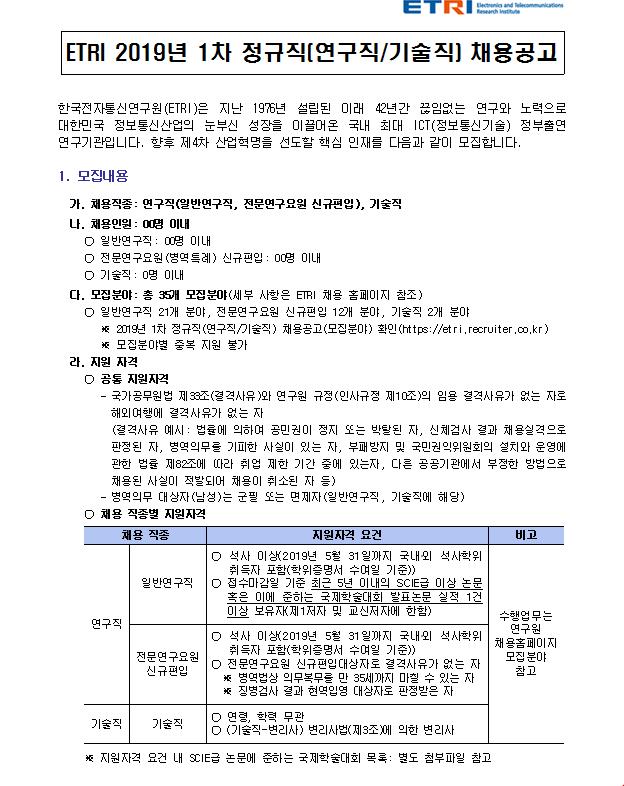 ETRI정규직(연구직, 기술직)공개채용.png